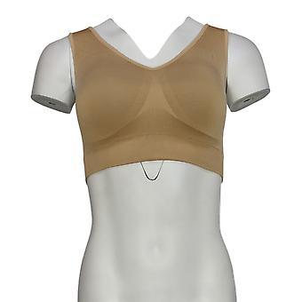 Spanx Sans couture Confort réversible Soutien-gorge Beige A373826