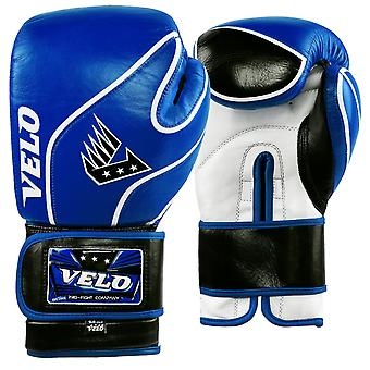 VELO Cowhide Leather Boxing Gloves PR13