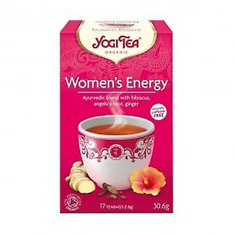 Yogi Tea - Womens Energy Tea 17 Bags