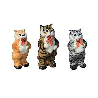 חמוד סימולציה חתול חשמלי שירה וריקוד דול מתנה לילדים צעצועים אינטראקטיביים יום הולדת מתנות