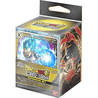 Dragon Ball Super Tcg: Universe 11 Unison - Expansion Set 12
