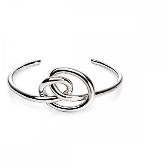 Fiorelli Silver Knot Bangle B4775