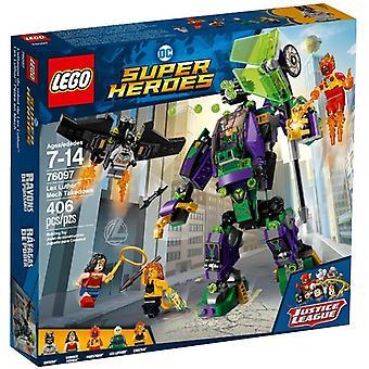 LEGO 76097 Лекс Лютор mecha победа