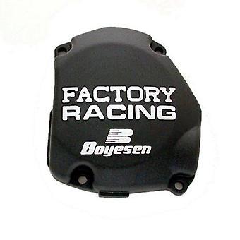 Boyesen SC-21CB Ignition Covers - Black