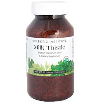 Eclectic Institute Inc Milk Thistle Seeds, 240 Caps