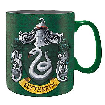 Harry Potter Mug Slytherin new Official Green Boxed