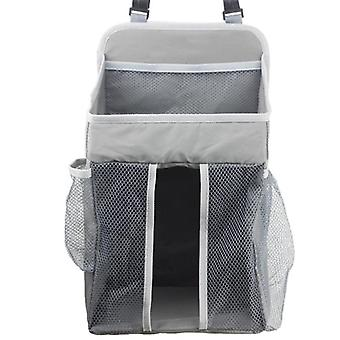 Újszülött ágy szervező, kiságy lógó tároló táska baba