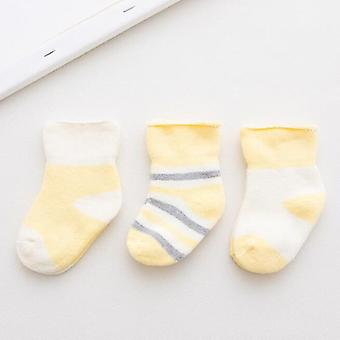 Cotton Thick Baby Foot Socks