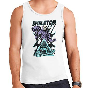 Masters Of The Universe Skeletor Snake Mountain Men's Weste