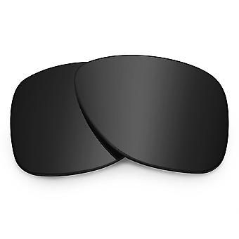 Replacement Lenses for Oakley Dispatch 2 Sunglasses Anti-Scratch Black Iridium