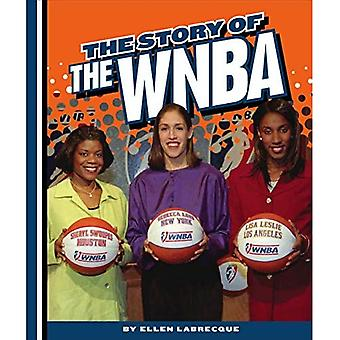 The Story of the WNBA (Women's Professional Basketball)