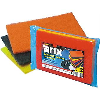 Arix Splendelli Czyéciki é cierne Kolor 3 Szt T1222