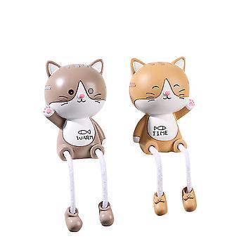 Hanging Feet Doll Ornaments Cat