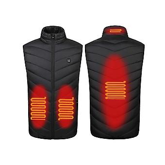 Rechargeable Heating Vest, Comfortable, Warm And Safe, No Radiation Heating Vest, Suitable For Outdoor Fishing And Hunting