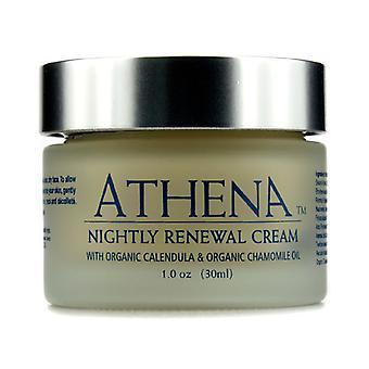 Renouvellement tous les soirs Athena crème 30ml / 1oz