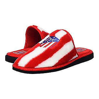 House Slippers Atlético De Madrid Andinas 799-20 Red White Children's