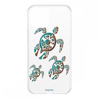Schale für Iphone 12 Mini (5,4) Weiche Familie Schildkröte