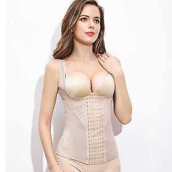 Women Top Underbust Girdle Waist Corsets Bandage Body Shaper