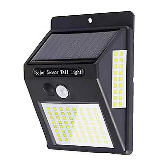 Solar Outdoor Light For Garden - Led Street Spotlight Sensor