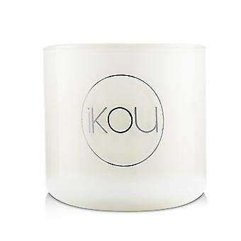 iKOU Essentials Aromatherapy Natural Wax Kynttilälasi - Australian sademetsä (Lemon Myrtle & Eucalyptus) 85g