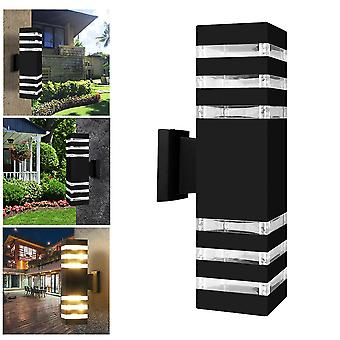 Modern Up Down Aluminum Cuboid Led Wall Light