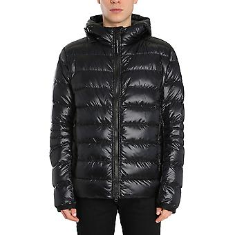 Canada Goose 2227m61 Men's Black Polyester Outerwear Jacket