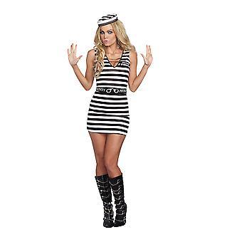 Alexa Hittin The Bars Costume