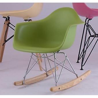Modern Design Kids Rocking Chair Baby Rocker Leisure Living Room Furniture