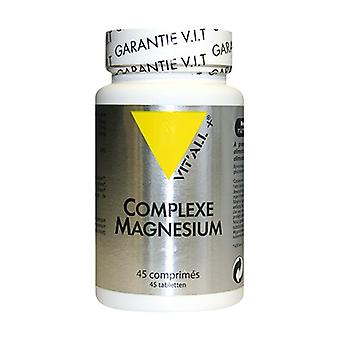 COMPLEXE MAGNESIUM (Magnesium, B6) 45 tablets