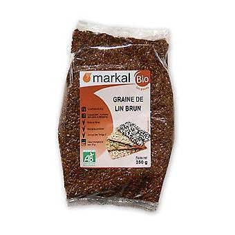 Brown flax seed 250 g