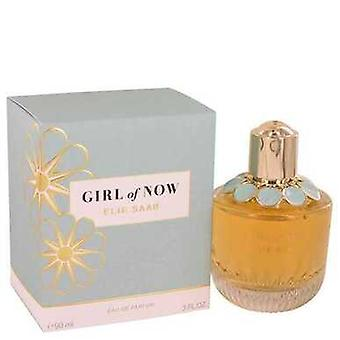 Girl Of Now par Elie Saab Eau de Parfum Spray 3 Oz (femmes) V728-537795