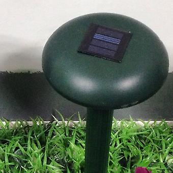 Ultrasonic Waves Solar Powered Outdoor Garden Rodent Repeller