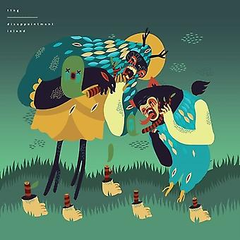 Ttng - Disappointment Island [Vinyl] USA import
