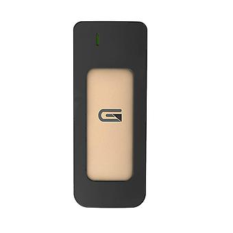 Glyph 525 gb atom usb 3.1 type-c external solid state drive - golden