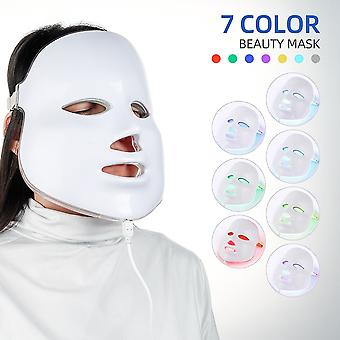 Foreverlily LED Light Therapy Face Mask LED Photon Facial Mask Skin Care Anti Wrinkle Skin Tighten Beauty Machine