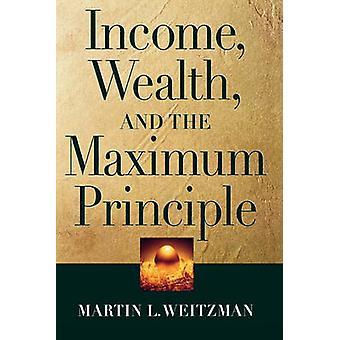 Inkomst - Förmögenhet - och maximiprincipen av Martin L. Weitzman - 9