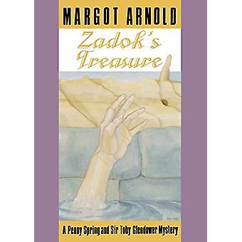 Zadok's Treasure by Margot Arnold - 9780881501339 Kirja