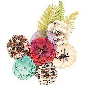 Prima Marketing Midnight Garden Bloemen licht en Donkere