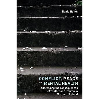 Conflict peace and mental health
