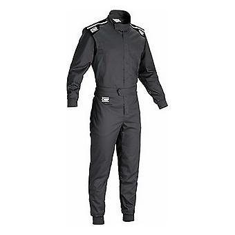 Racing jumpsuit OMP Sommer-K Svart (Størrelse L)