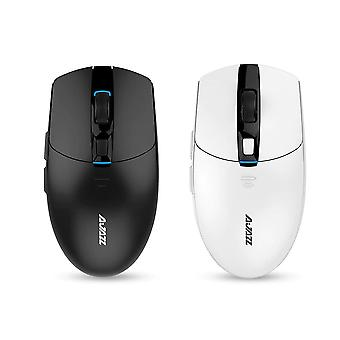 Wireless Game Mouse Lightweight Adjust Mice(black)