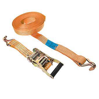 ProPlus tension belt with ratchet + 2 hooks 8 m 3000 kg 320264