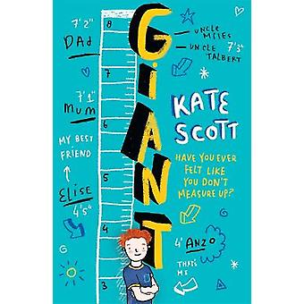 Giant A feelgood children's book about growing up and being yourself