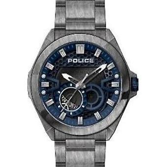 الشرطة ساعة يد الرجال الحارس الثاني PEWJH2110303