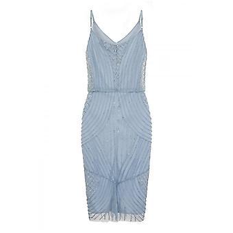 Little Mistress Womens/Ladies Delicate Cami Midi Dress