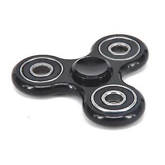 שחור משולש סגסוגת אלומיניום קצות האצבעות מסתובב העליון x4524