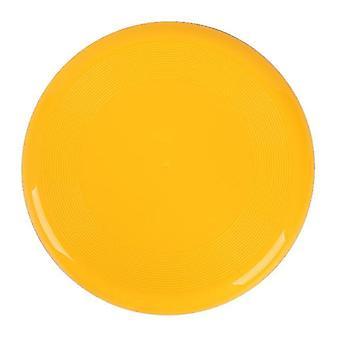 Sárga gyermek műanyag repülő csészealj x3597