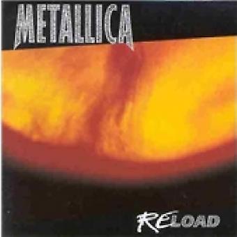 Metallica Reload CD