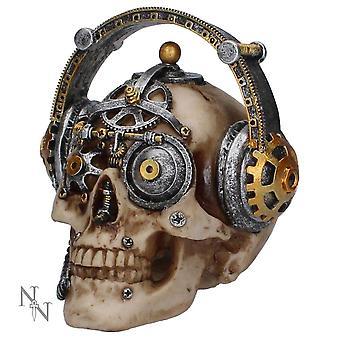 Techno Talk Small Skull