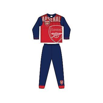 9-10 Jahre Arsenal Sublimation Druck Pyjamas 33892
